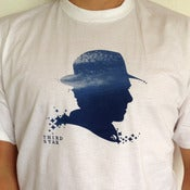 Image of White 'Third Star' T-Shirt