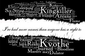 Image of Names Compilation T-shirt