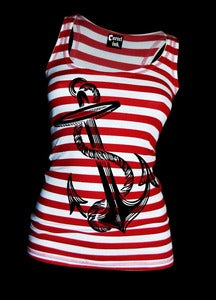 Image of Anchors Away Beater Style # 3142