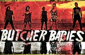 Image of BUTCHER BABIES- Stranded in Hell POSTER