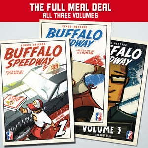 Image of Buffalo Speedway: The Full Meal Deal