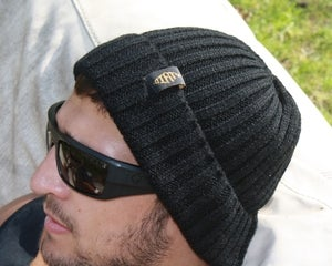 Image of Beanie- Black (Unisex)