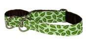 Image of Green on Green - Martingale Collar on UncommonPaws.com
