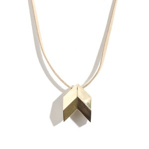 Image of Hex Necklace No. 2-02