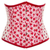 Image of Strawberries and Dots Underbust
