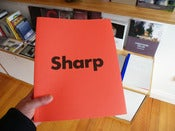 Image of Sharp Words: Selected Essays of Dennis Sharp
