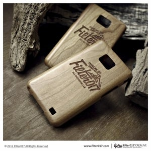 Image of FCL Outdoor Lab Wood Phone Case ( For Samsung S2 )