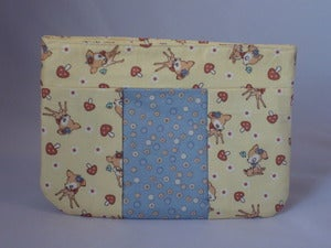 Image of Deer Zipper Pouch