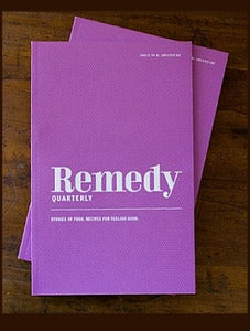 Image of Remedy Quarterly No. 8: Adventure