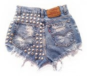 Image of Studded Electra Shorts