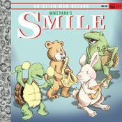 Image of MIKE PARK - Smile Coloring Book with CD/LP