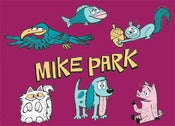 Image of Mike Park Sticker