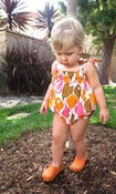 Image of 'SeaShell' sunsuit