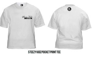 Image of Steezy Kidz Pocket Print Tee