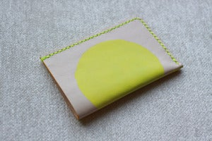 Image of Painting - Name Card Holder2