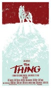 "Image of ""The Thing"" giclee print"