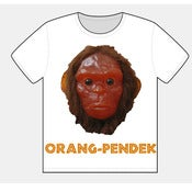 Image of 'ORANG-E' ORANG-PENDEK TSHIRT
