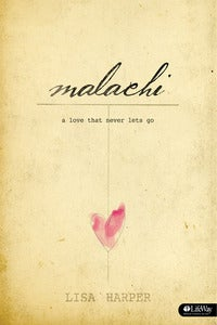 Image of Malachi - Member Book