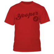 Yooper Shirt - Red