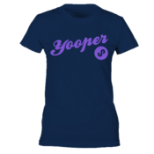 Yooper Shirt - Blue - Women's