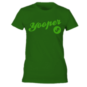 Yooper Shirt - Green - Women's