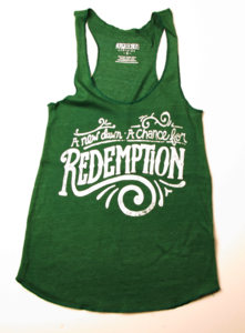 Image of REDEMPTION - TANK TOP