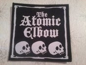 Image of Atomic Elbow Embroidered Logo Patch