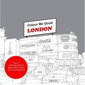 Image of LONDON COLOURING IN BOOK