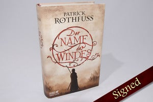 Image of Der Name des Windes - German Edition