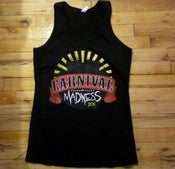 Image of Carnival of Madness 2011 Logo Tank Top