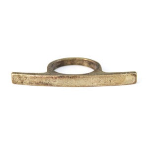 Image of Brass Bar Ring