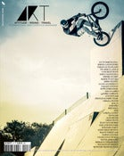Image of ART BMX Magazine #8