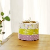 Image of fabric tape value pack - bouquet