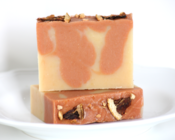 Image of Orange Peel Natural Goat's Milk Soap With Shea Butter