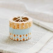 Image of fabric tape value pack - homey