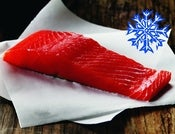Image of Base Order:: just frozen Copper River King Salmon - portioned fillet
