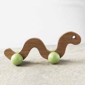 Image of Wiggly worm toy