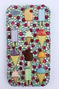 Image of Ice Cream iPhone 4 Case