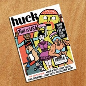 Image of HUCK magazine issue #33