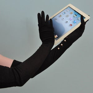 Image of CUSTOMISED Iphone/Ipad GLOVES