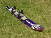 Image of HO Odyssey Freeride 160cm Comp/Freeride Series Skis Small Venom Bindings