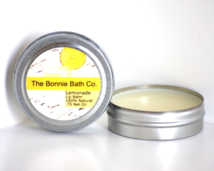 Image of Lemonade All Natural Lip Balm