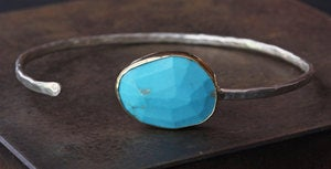 Image of Turquoise Cuff Bracelet