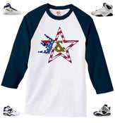 "Image of ""Olympic"" Raglan"