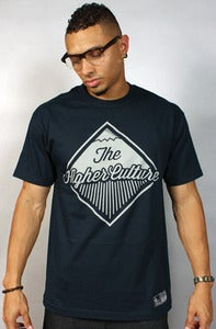Image of Mountain Tee (Navy)