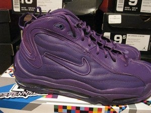 "Image of Air Total Max Uptempo ""Air Attack - Club Purple"""