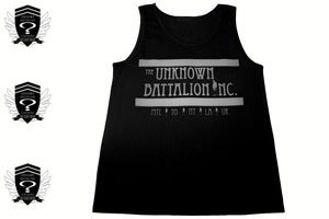 Image of &quot;The EveryWear&quot; Tank (Black &amp; Grey)