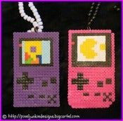 Image of GameBoy Necklace