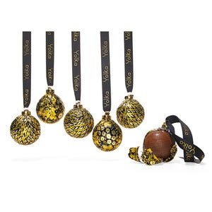 Image of Set of Six Ornaments (unboxed)