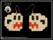 Image of &quot;Boo&quot; Earrings